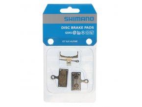 SHIMANO brzdové destičky G01S