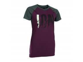 ION dres SS Letters Scrub AMP Wms 2019