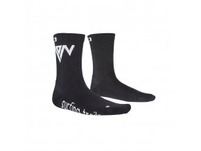 47700 5858 ION Socks mid POLE black