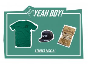 YEAHBOY STARTER PACK 1 1