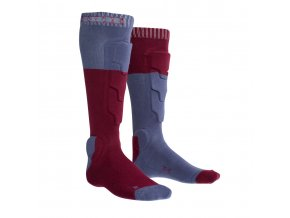47700 5921 ION Protection BD SOCK 20 red