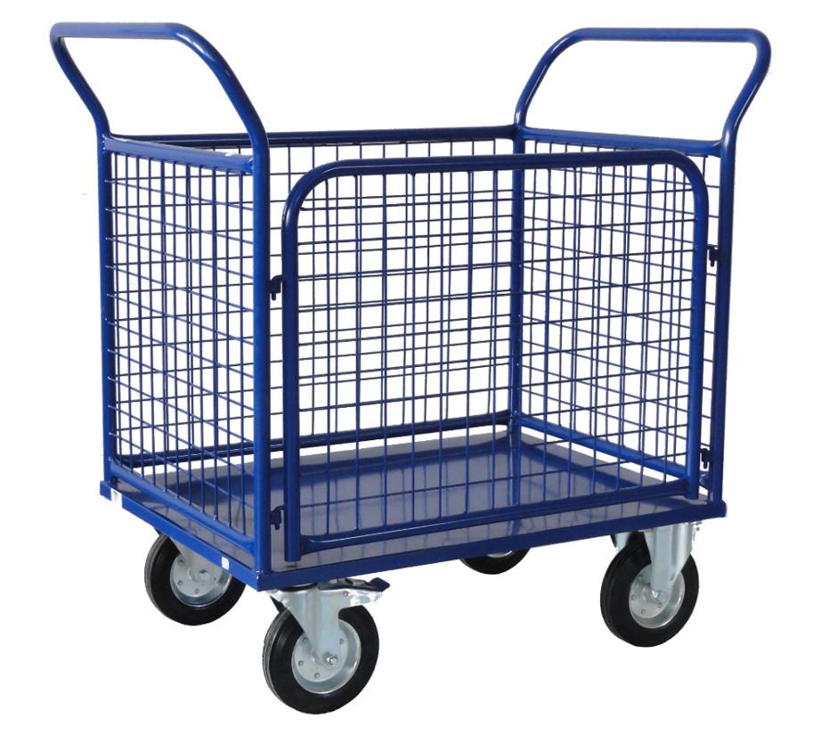 Přepravní vozík klecový