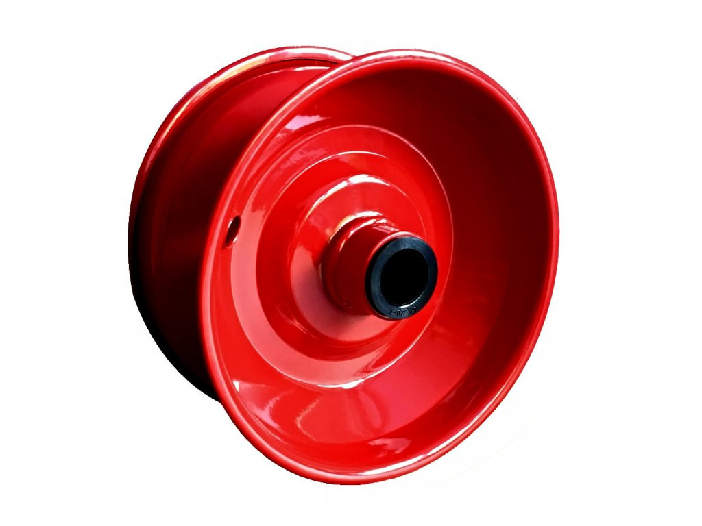 "Disk 6"", kovový, válečkové ložisko délka 59 mm"