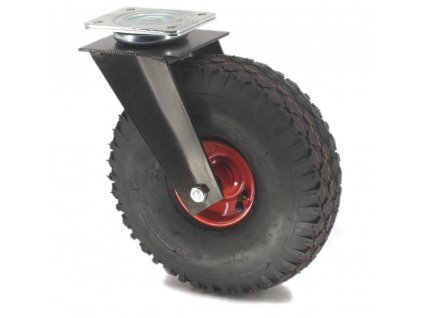 Pojezdové kolečko bantamové Ø 300, otočné