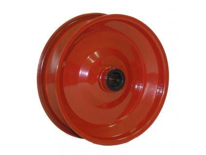 "Disk 8"", kovový, válečkové ložisko délka 75 mm"