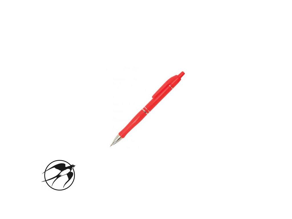 Mikroceruzka Solidly 0,5mm červená
