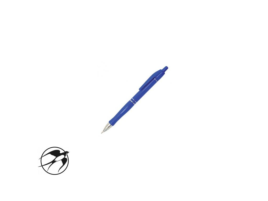 Mikroceruzka Solidly 0,5mm modrá