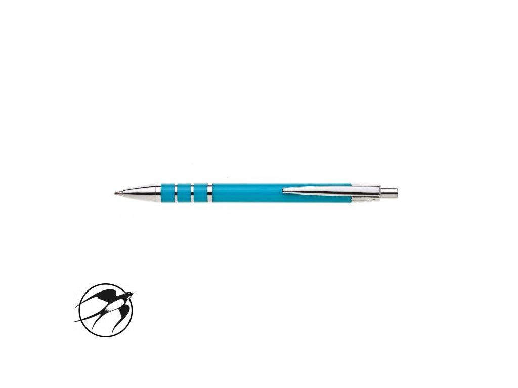 Guľôčkové pero HZ 9225 B modré