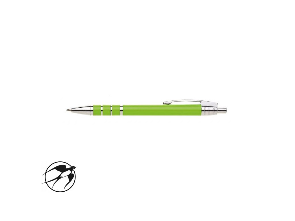 Guľôčkové pero HZ 9225 B zelené