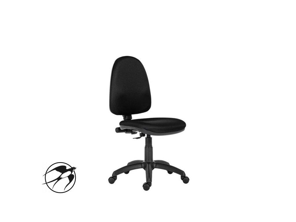 Kancelárska stolička 1080 MEK/Torino čierna C11