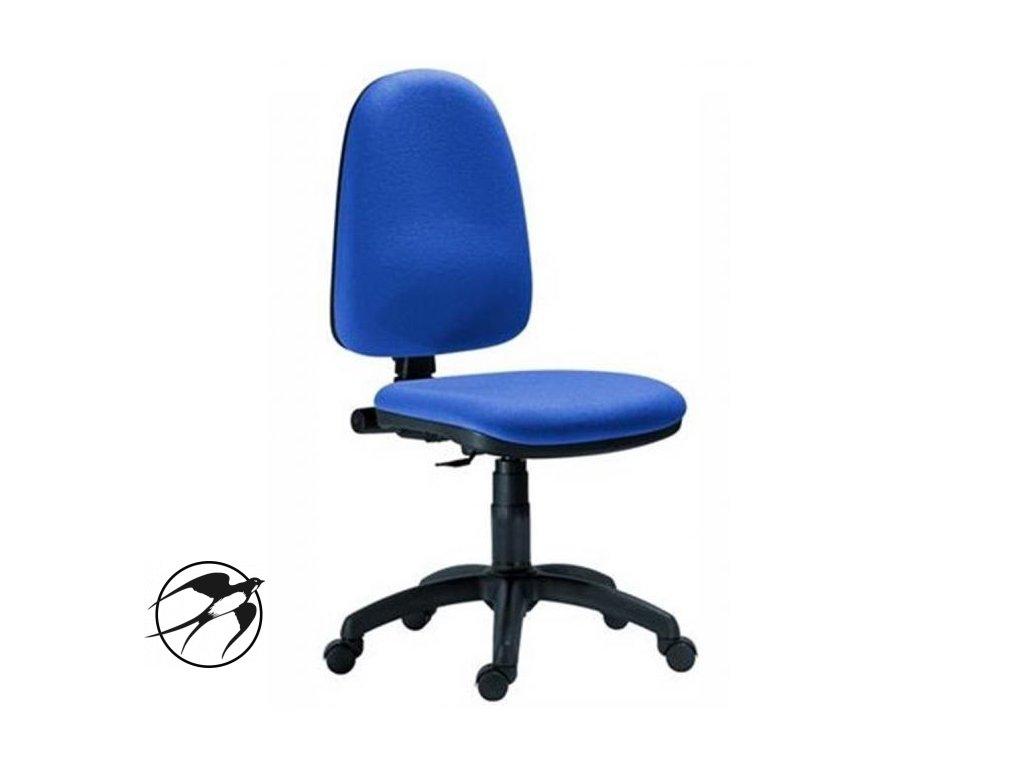 Kancelárska stolička 1080 MEK/Torino  modrá C06