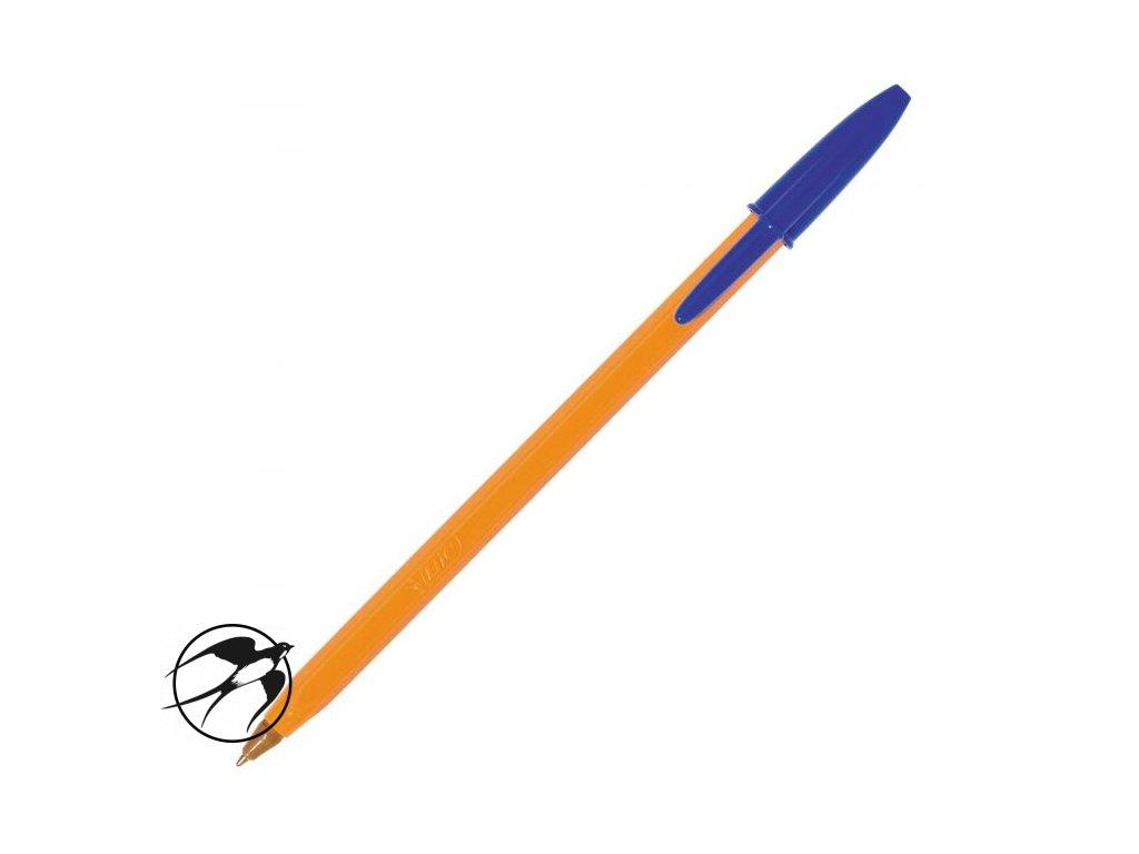 Guľôčkové pero BIC Orange Fine modré