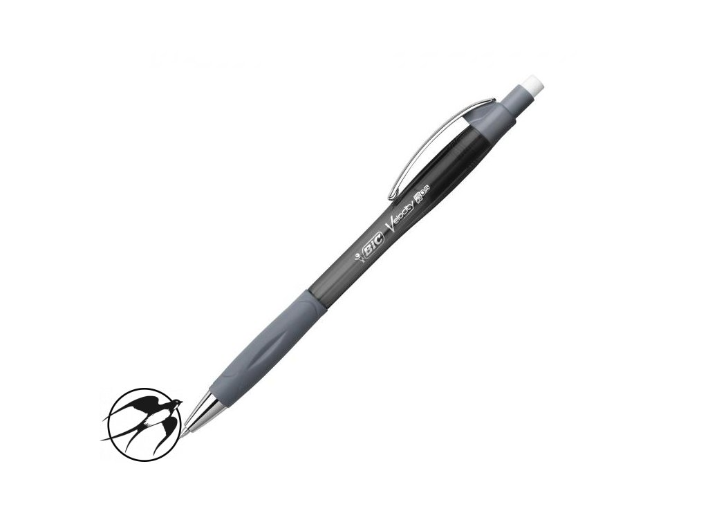 Mikroceruzka BIC Velocity 0,5mm sivá