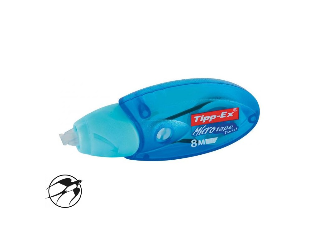 Korekčný roller Tipp-Ex Micro Tape Twist jednorazový 5mm x 8m