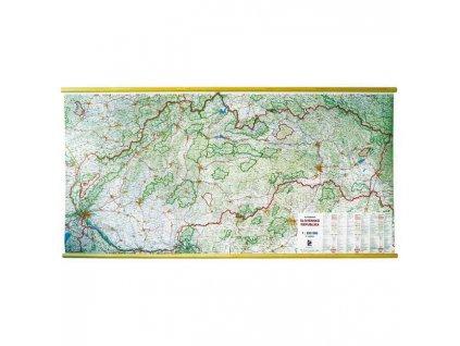 Mapa SR automapa 2000x940 mm, 1:250000