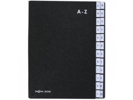 Pultová triediaca kniha A-Z PAGNA