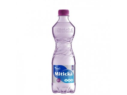 Minerálna voda Mitická jemne perlivá 12x0,5l