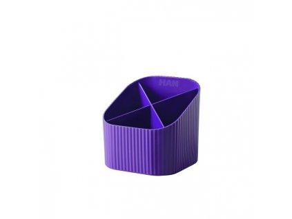 Stojan na perá HAN X-LOOP fialový