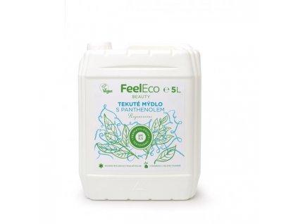 Feel Eco tekuté mydlo 5000ml Panthenol