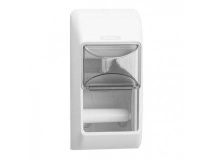 Zásobník na toaletný papier KATRIN v malých kotúčoch biely
