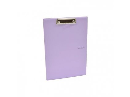 Písacia podložka A4 Karton PP Pastelini fialová