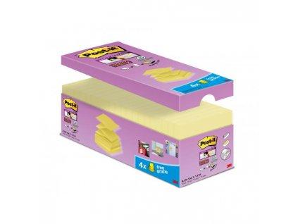 Z-bločky Post-it Super Sticky žlté 76x76mm 20x100lístkov