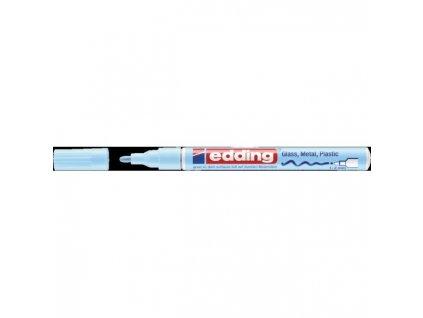 Lakový popisovač edding 751 pastelový modrý