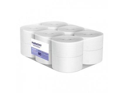 Toaletný papier 2-vrstvový Harmony Comfort Mini Jumbo 19cm návin 200m