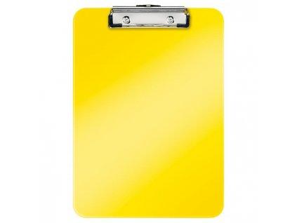 Písacia podložka A4 Leitz WOW žltá