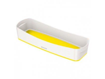 Organizér Leitz MyBox biela/žltá