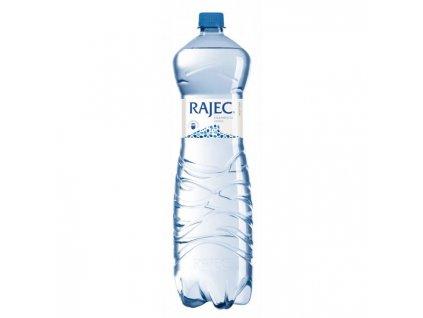 Pramenitá voda Rajec nesýtená 1,5l