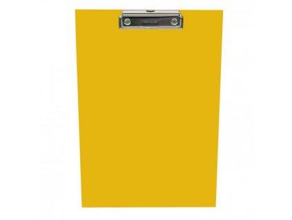 Písacia podložka lamino A4 HIT OFFICE žltá