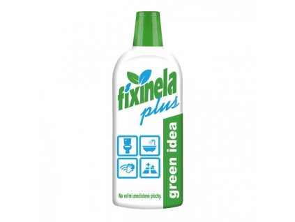 Fixinela Plus Green idea čistiaci prostiedok na toalety 500ml