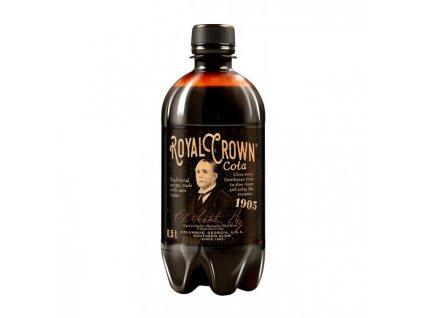 Royal Crown Cola 0,5l PET Classic