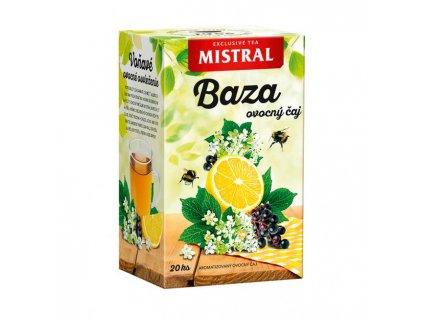 Čaj MISTRAL ovocný Baza 40g