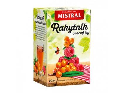Čaj MISTRAL ovocný Rakytník 40g