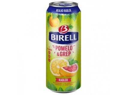 Pivo Birell nealko 0,5l 24ks Pomelo & Grep plech