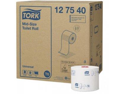 Toaletný papier 1-vrstv.TORK, návin 136m T6 (1ks)