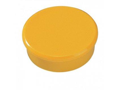 Magnet 38 mm žltý