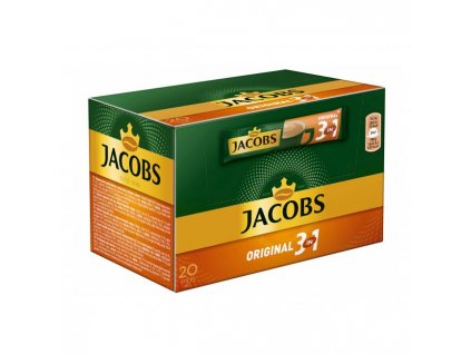 Káva JACOBS 3in1 304g box