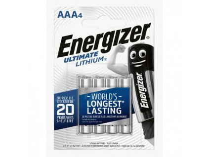 Batéria Energizer Lithium FR03/4 ks v balení