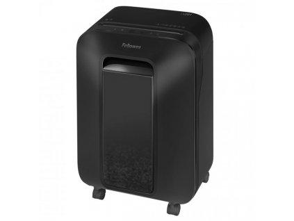 Skartátor Microshred  LX201 čierny 2x12 mm