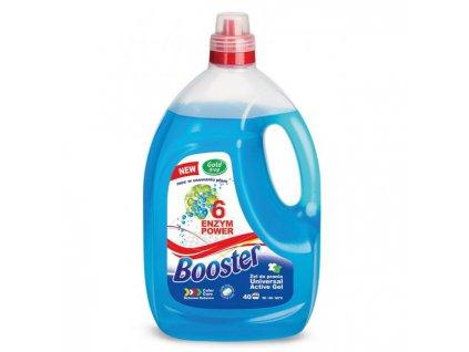 BOOSTER prací gél (60PD) Universal 3l