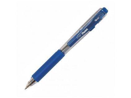 Guľôčkové pero Pentel JO!, modré