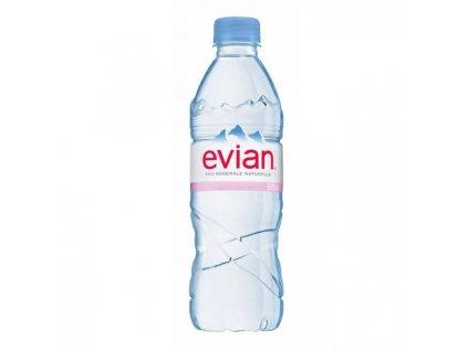 Minerálna voda Evian 0,5 ℓ PET