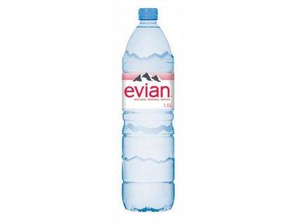 Minerálna voda Evian 6x1,5 ℓ PET