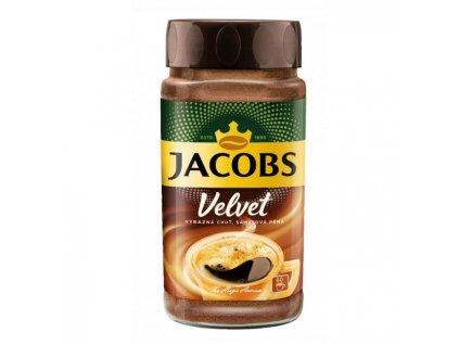 Káva Jacobs Velvet instantná 100g