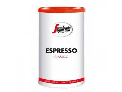 Káva Segafredo ESPRESSO Clasicco mletá 250g