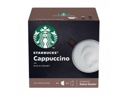 Kapsule Starbucks Cappuccino 12ks