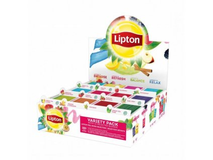 Čaj LIPTON mix box 180ks